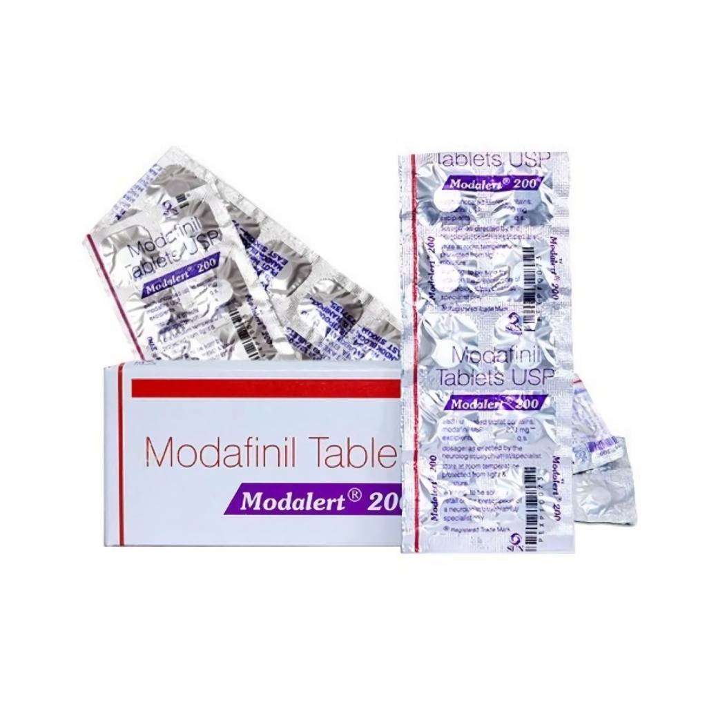 modalert (modafinil) 200 mg photo